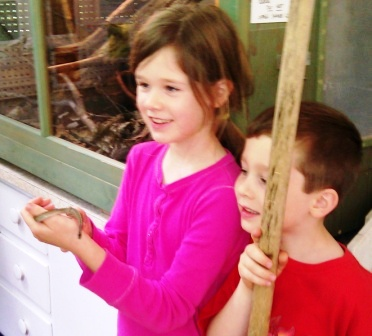Nature Center - Shay and Caden with snake.jpg