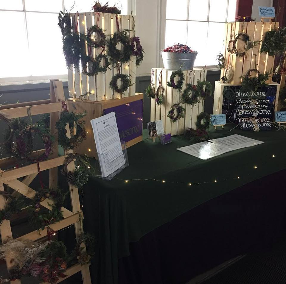 The Saxapahaw Holiday Market 2017