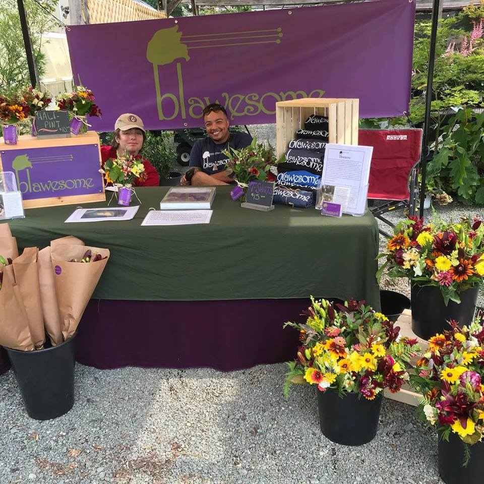 Pop-Up Flower Market at Piedmont Feed & Garden Center