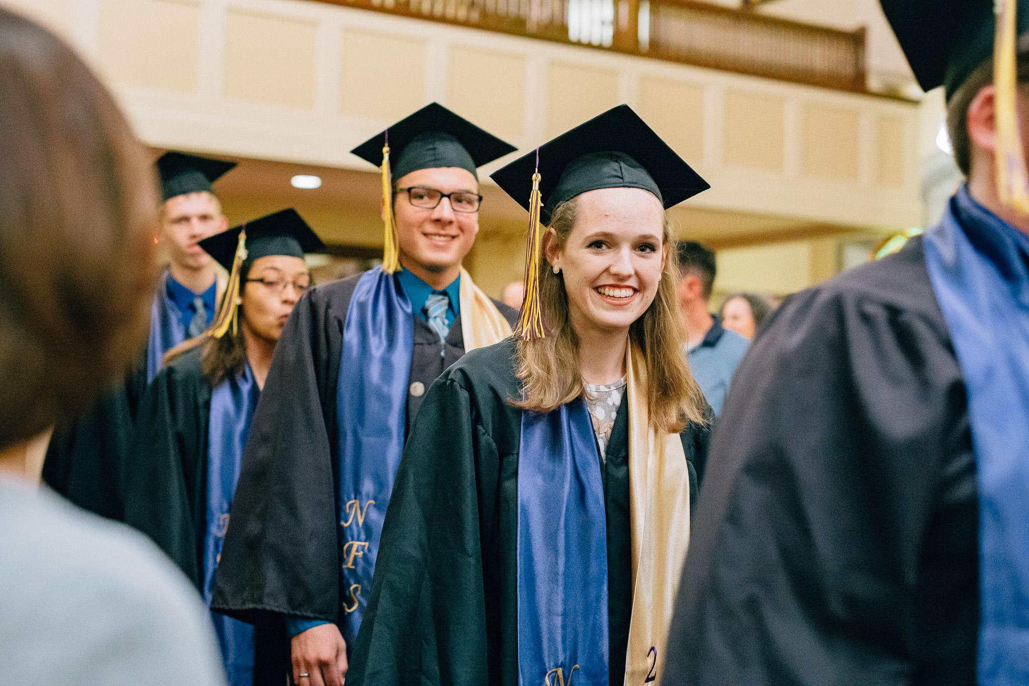 Our Graduates go further -