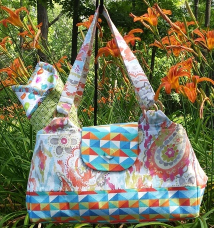 Changing Times Carryall: for beach, for baby, for a best friend. Make it yours.