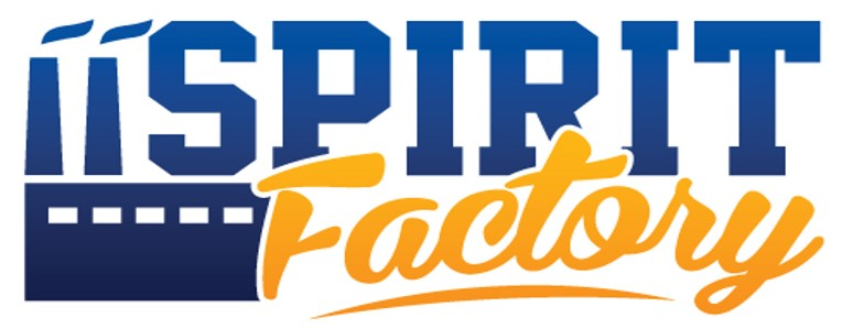 Custom Printed Merchandise   Need custom school spirit items like t-shirts and lanyards for your Spirit Box? Reach out to our sister company Spirit Factory.   Visit Spirit-Factory.com to get started on your custom project