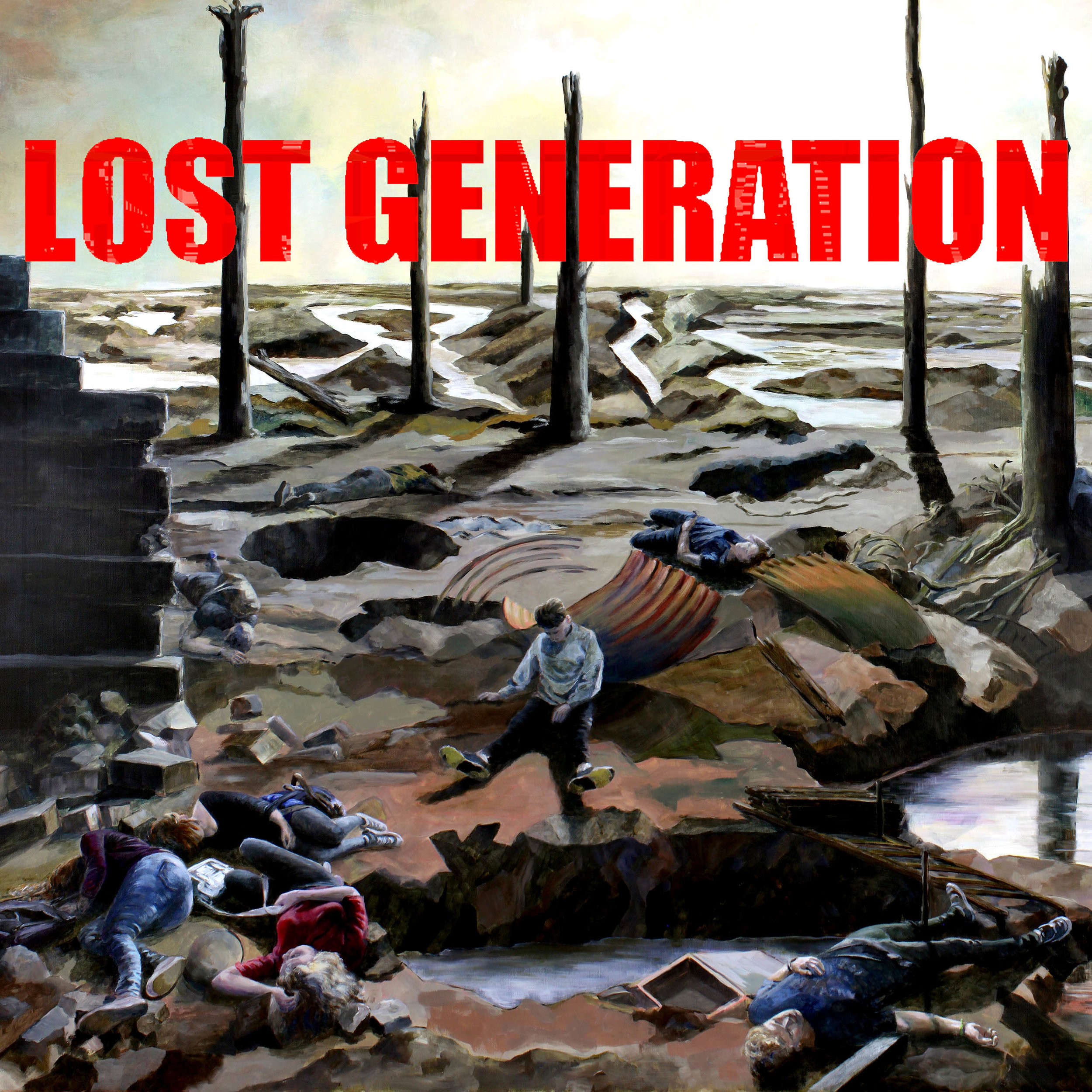 LOST GENERATION PROJECT