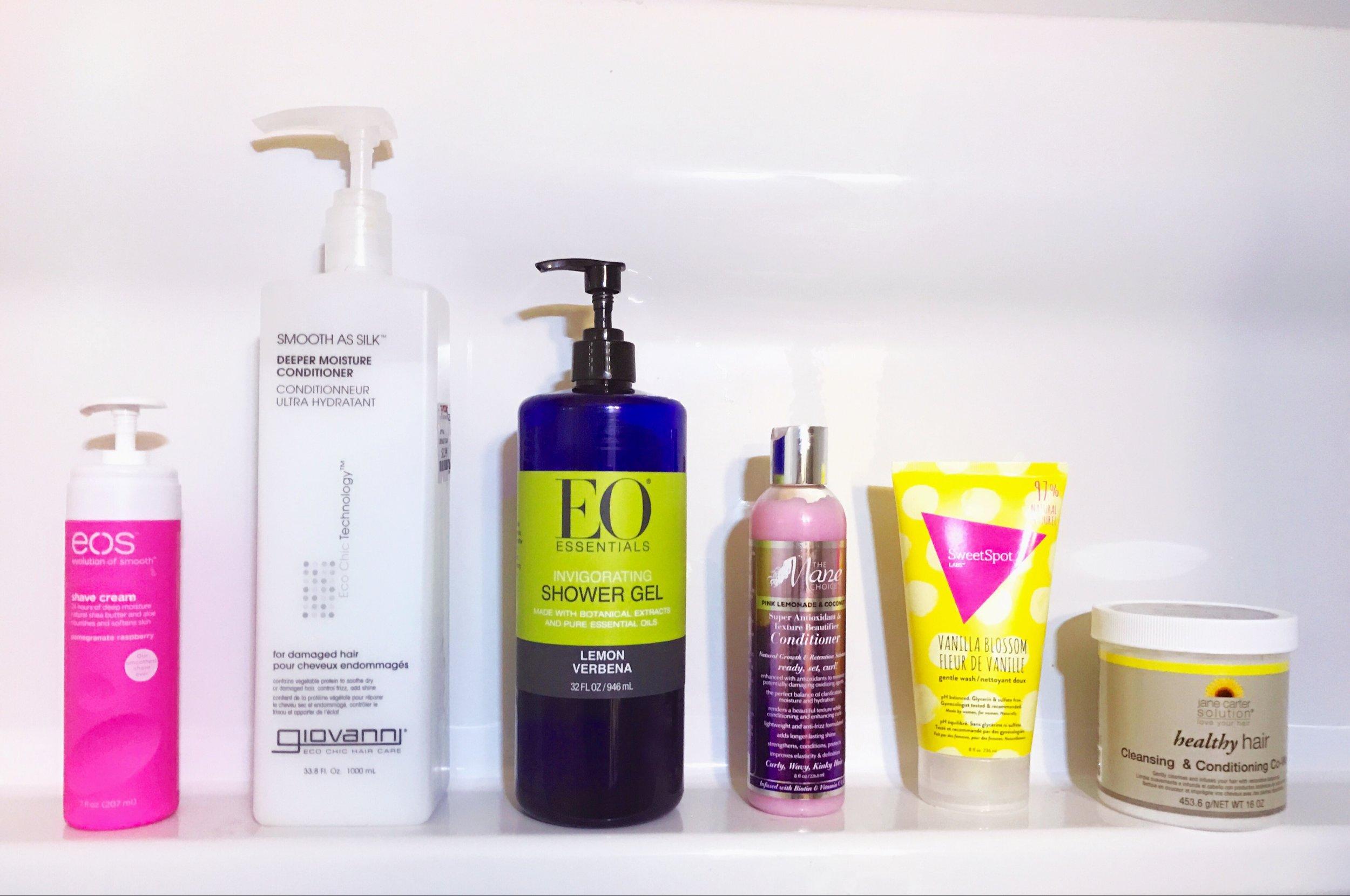My Shower Scene -