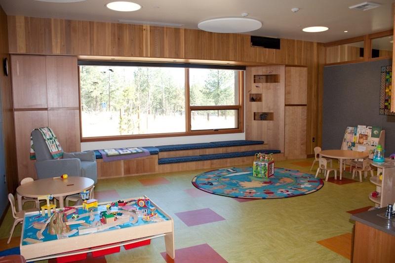 beatrix potter childcare space