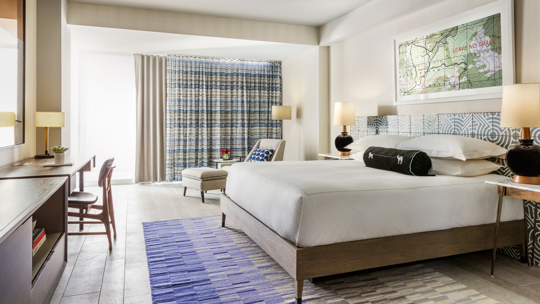 Kimpton Rowan Hotel Room