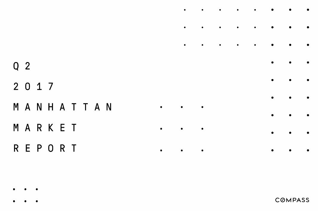 MANHATTAN Q2 2017 MARKET REPORT