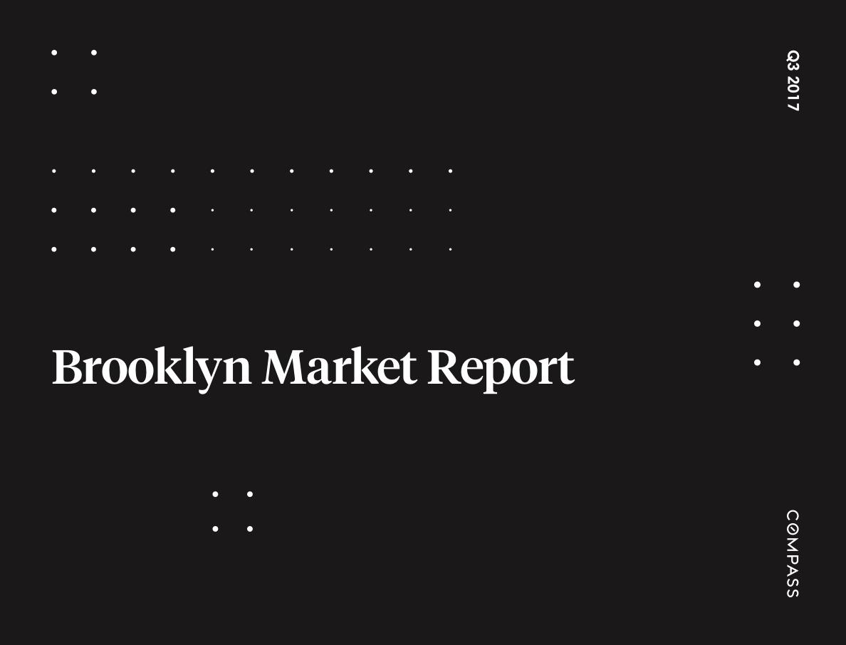 BROOKLYN Q3 2017 MARKET REPORT