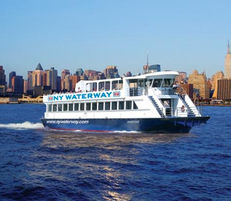 Ferry NY Waterway