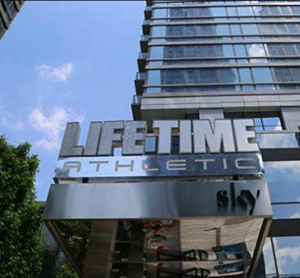 Life Time Fitness - Sky