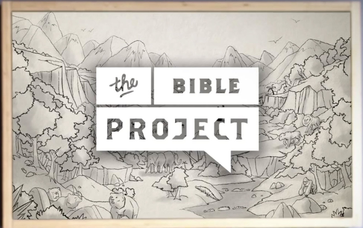 Visual Storytelling Meets the Bible - The Bible Project is a non-profit animation studio that produces short-form, fully animated videos to make the biblical story accessible to everyone, everywhere.