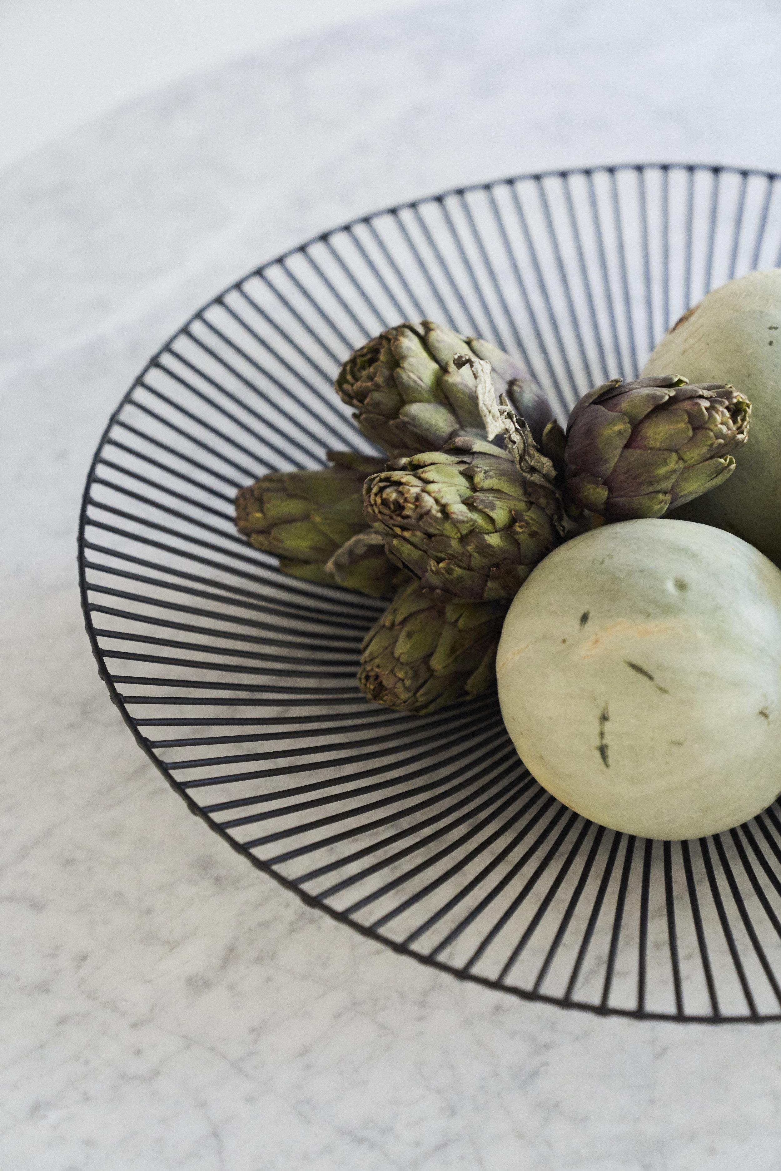 Interior Design. A bowl