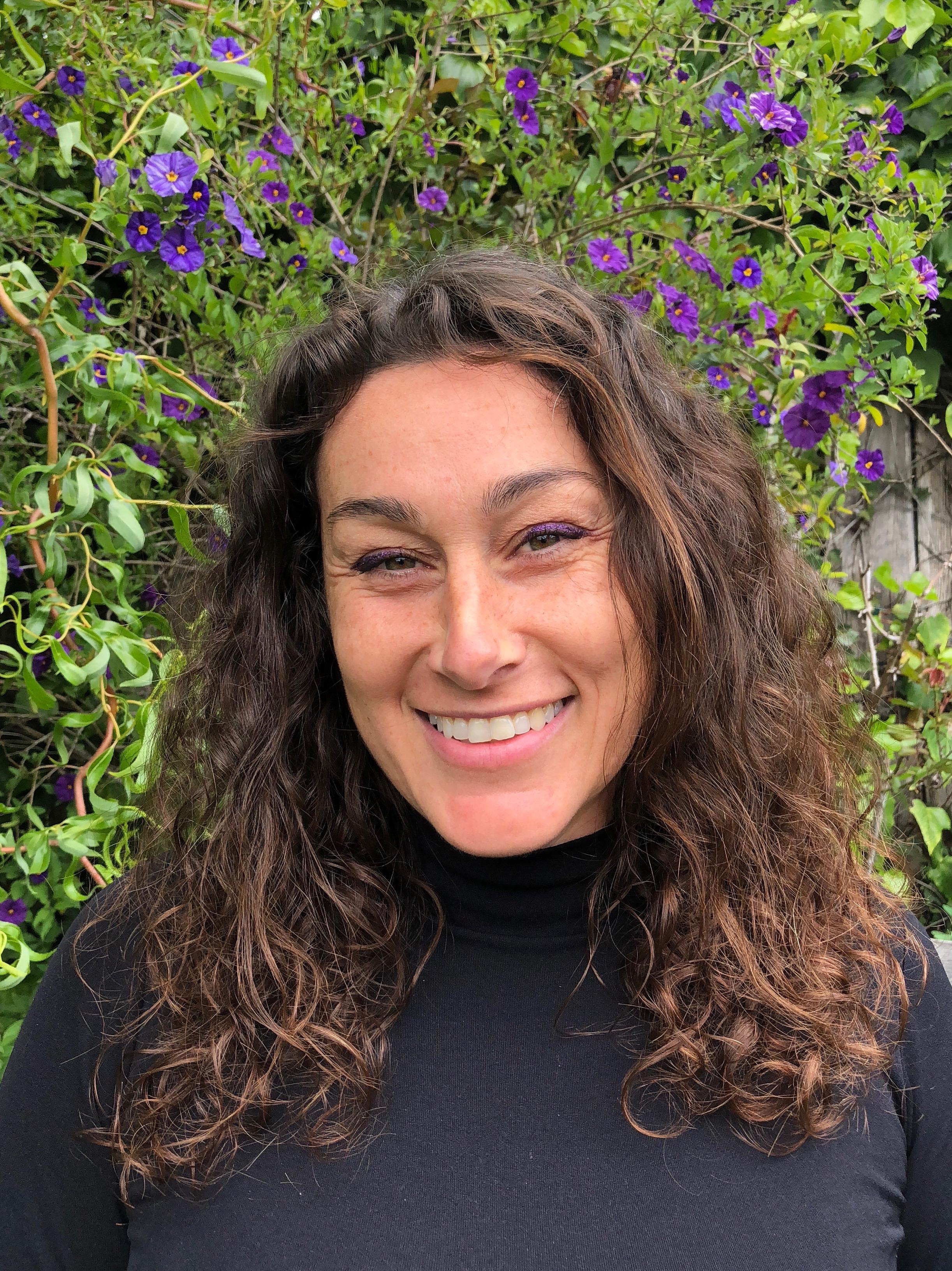 Ashleigh Kramer-Walthall     Psychological Assistant