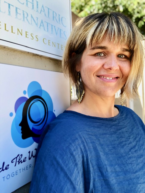 Kat Zwick     Founder & Executive Director