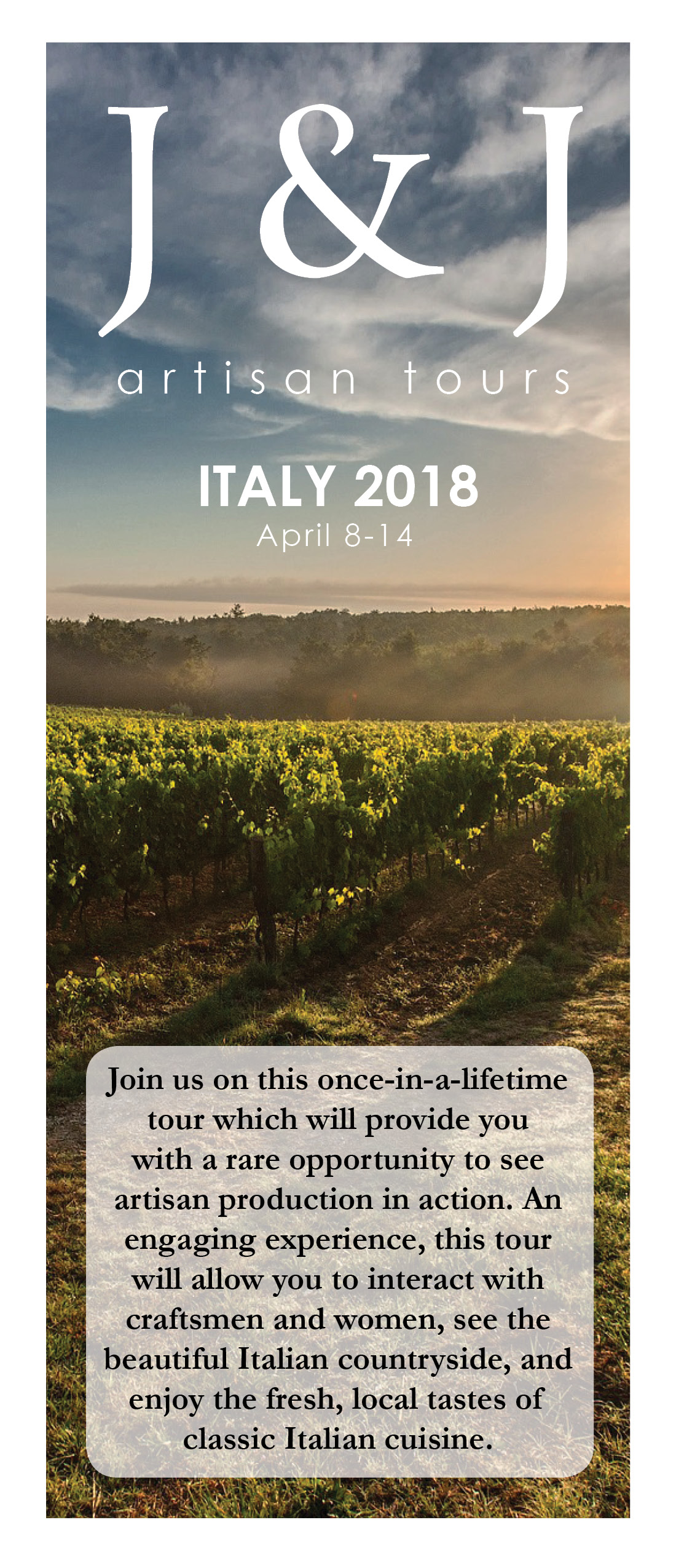 Italy 2018 Tour Brochure V092717 publish online.jpg