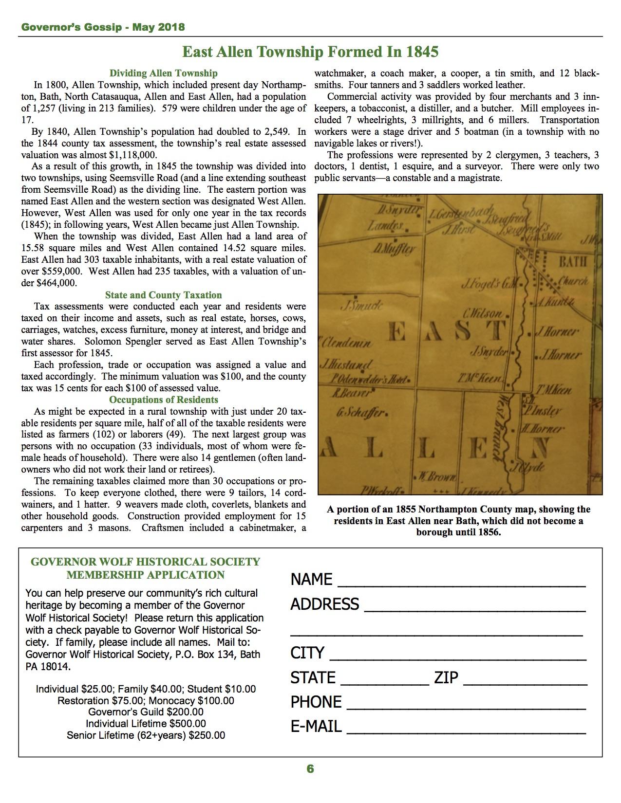 News — Wolf Academy Historic Site