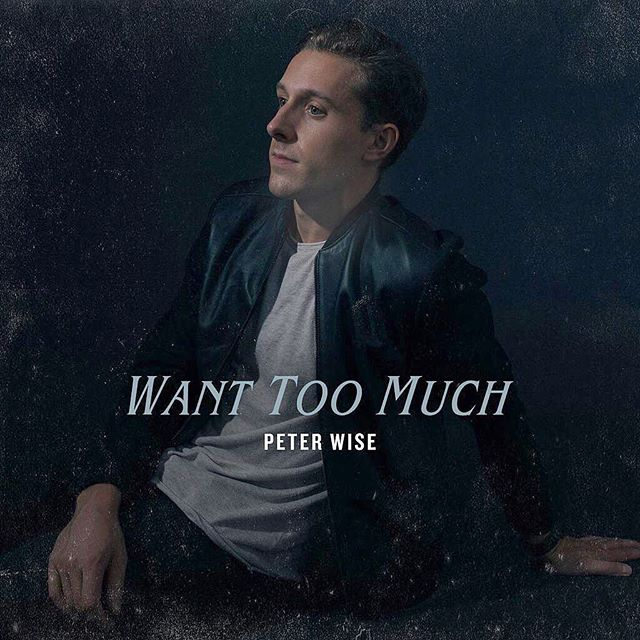 "If you don't already... be sure to follow @villainyrecords and @peterwisemusic on all the social medias. We have a lot of exciting stuff in the works. New single ""Want Too Much"" our 12/15."