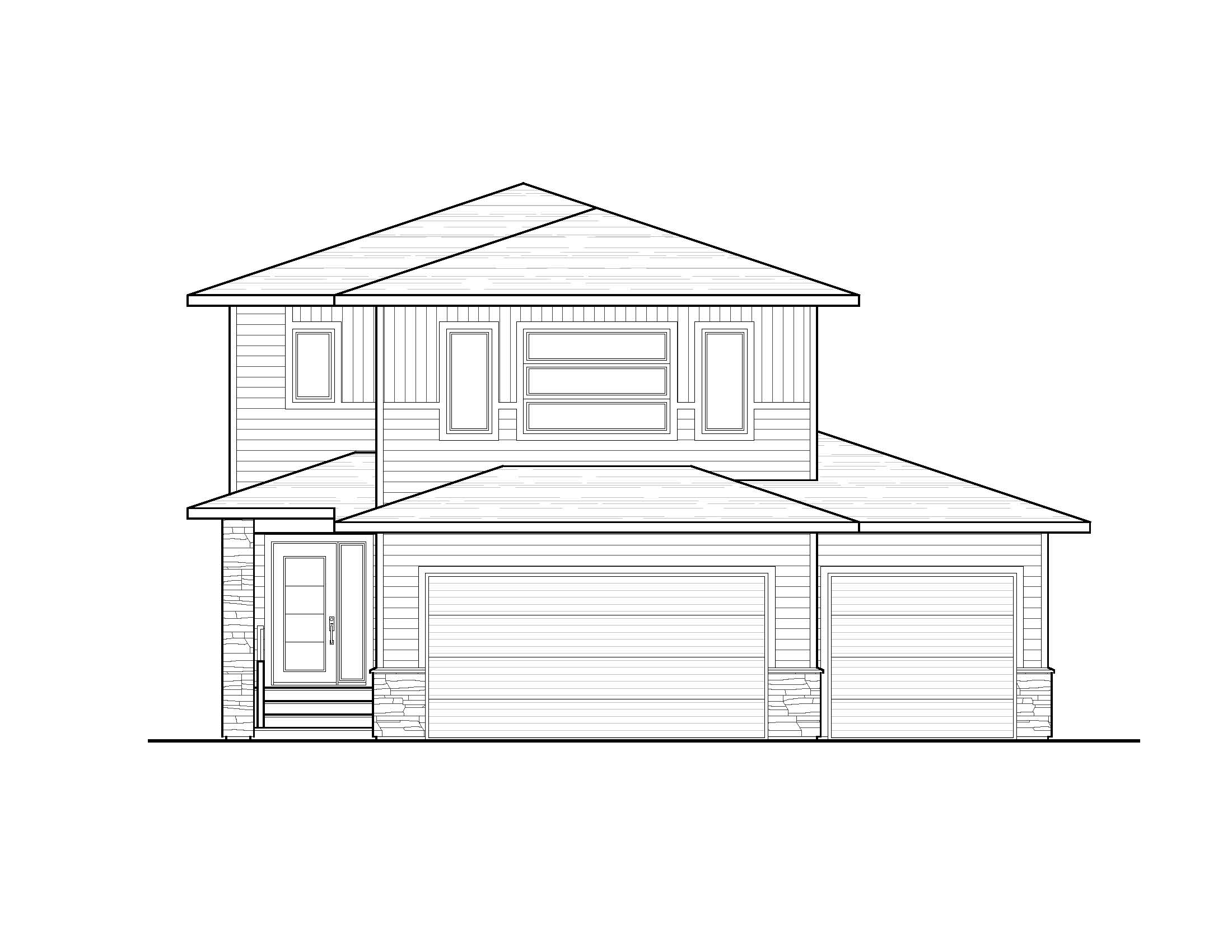 Sutherland - Two-Storey | 2,512 sf