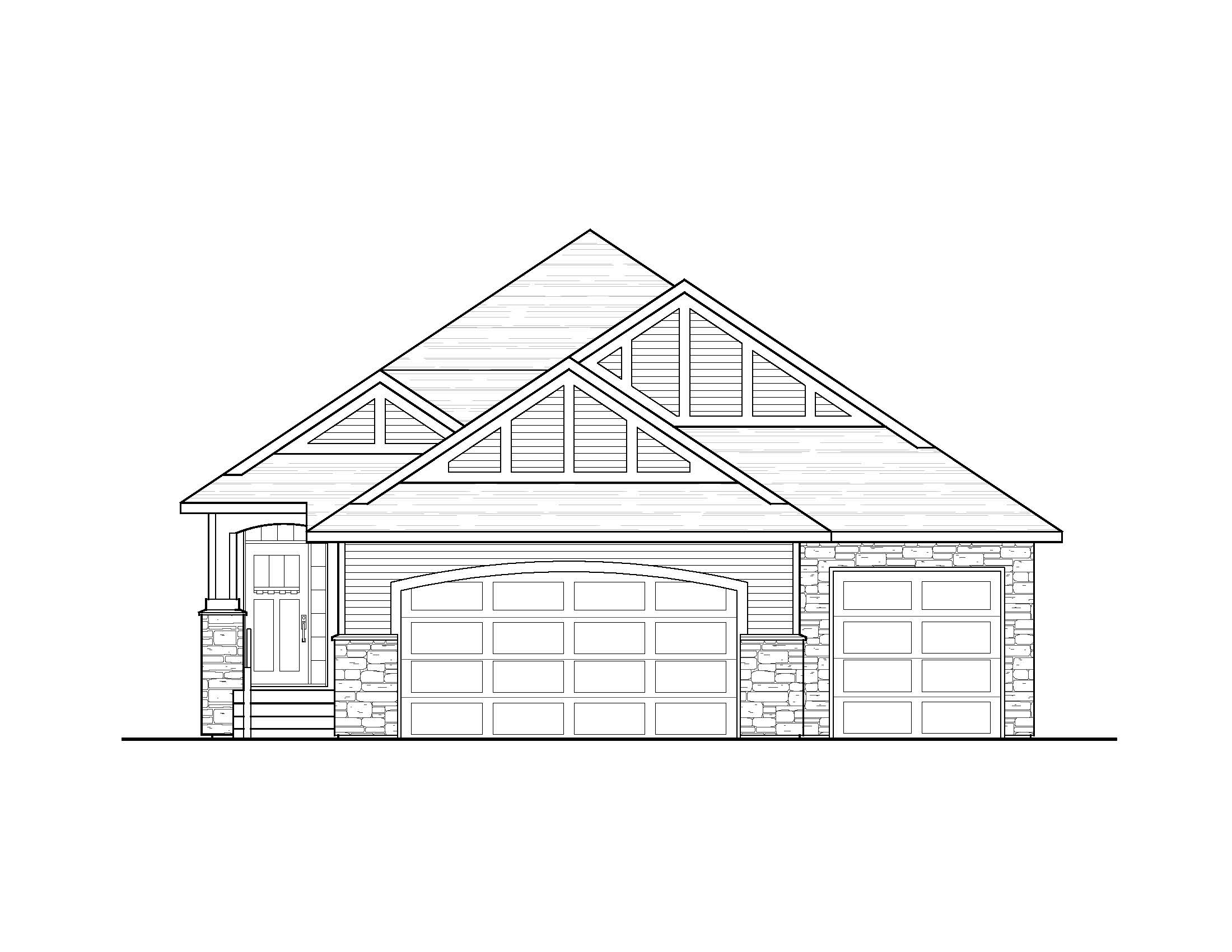 D'arcy - Bungalow | 1,488 sf