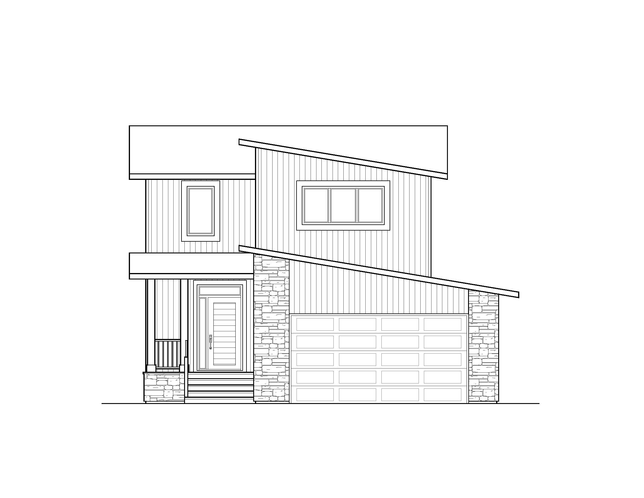 Kirkwood - Two-Storey | 1,609 sf