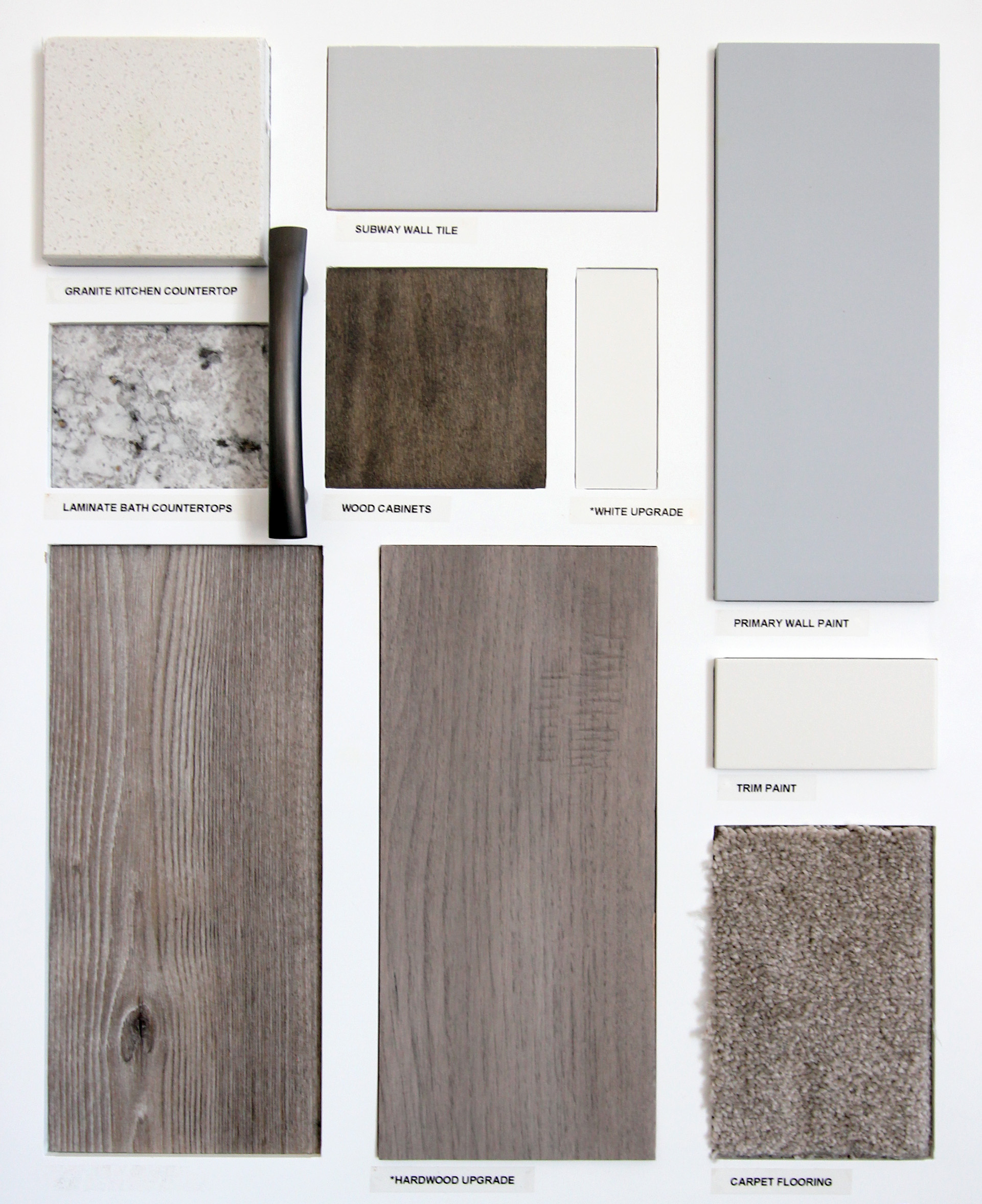 Coastal - The Canadian west coast provides inspiration for this cool palette of greys. Pebble tones create a neutral scheme to reflect calm light throughout the home, referencing the muted coastal skies.