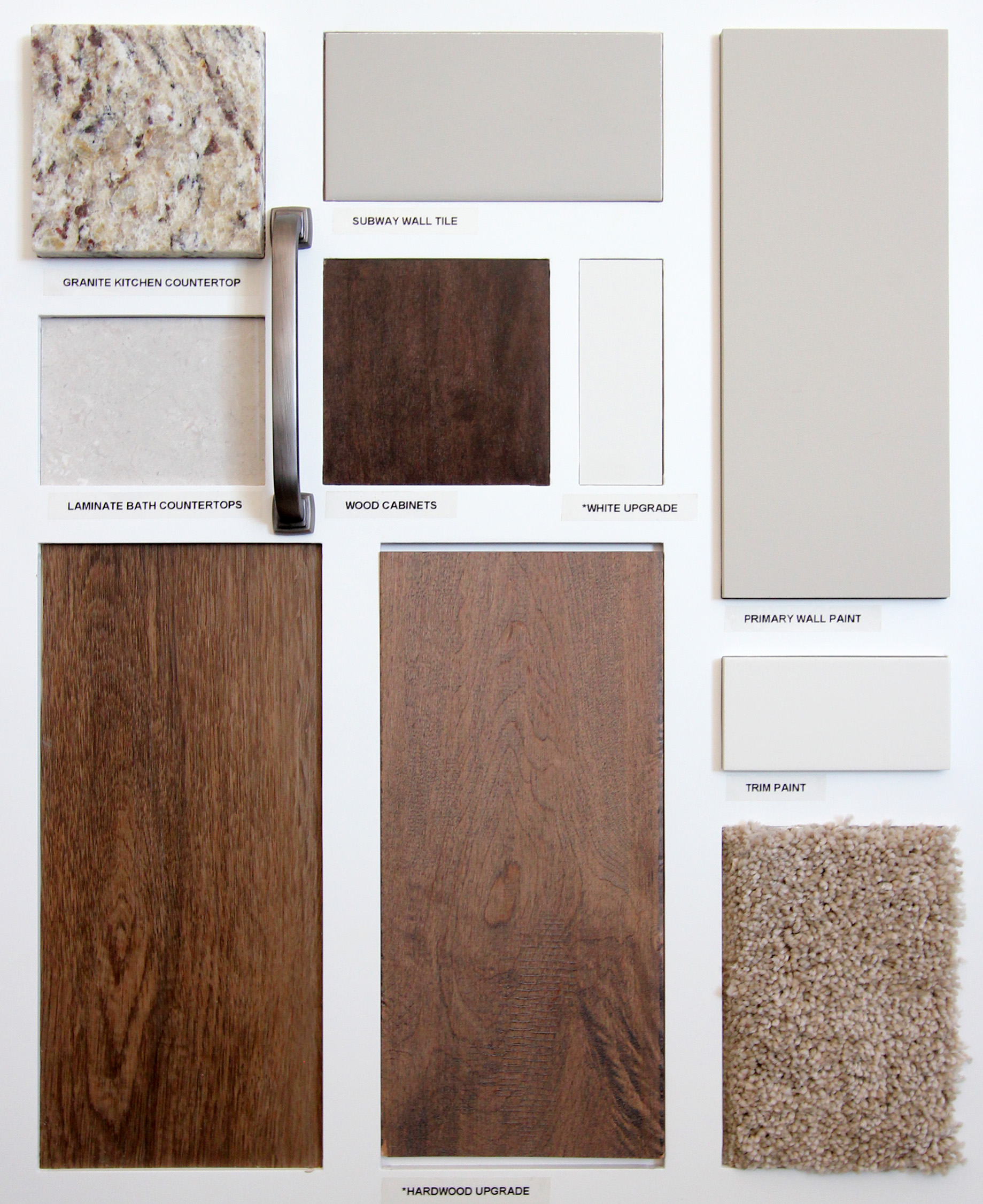 Timber - The rugged, natural beauty of the forest was the inspiration behind warm woods and earthy tones. This contemporary twist on rustic will have your home feeling both fresh and inviting.