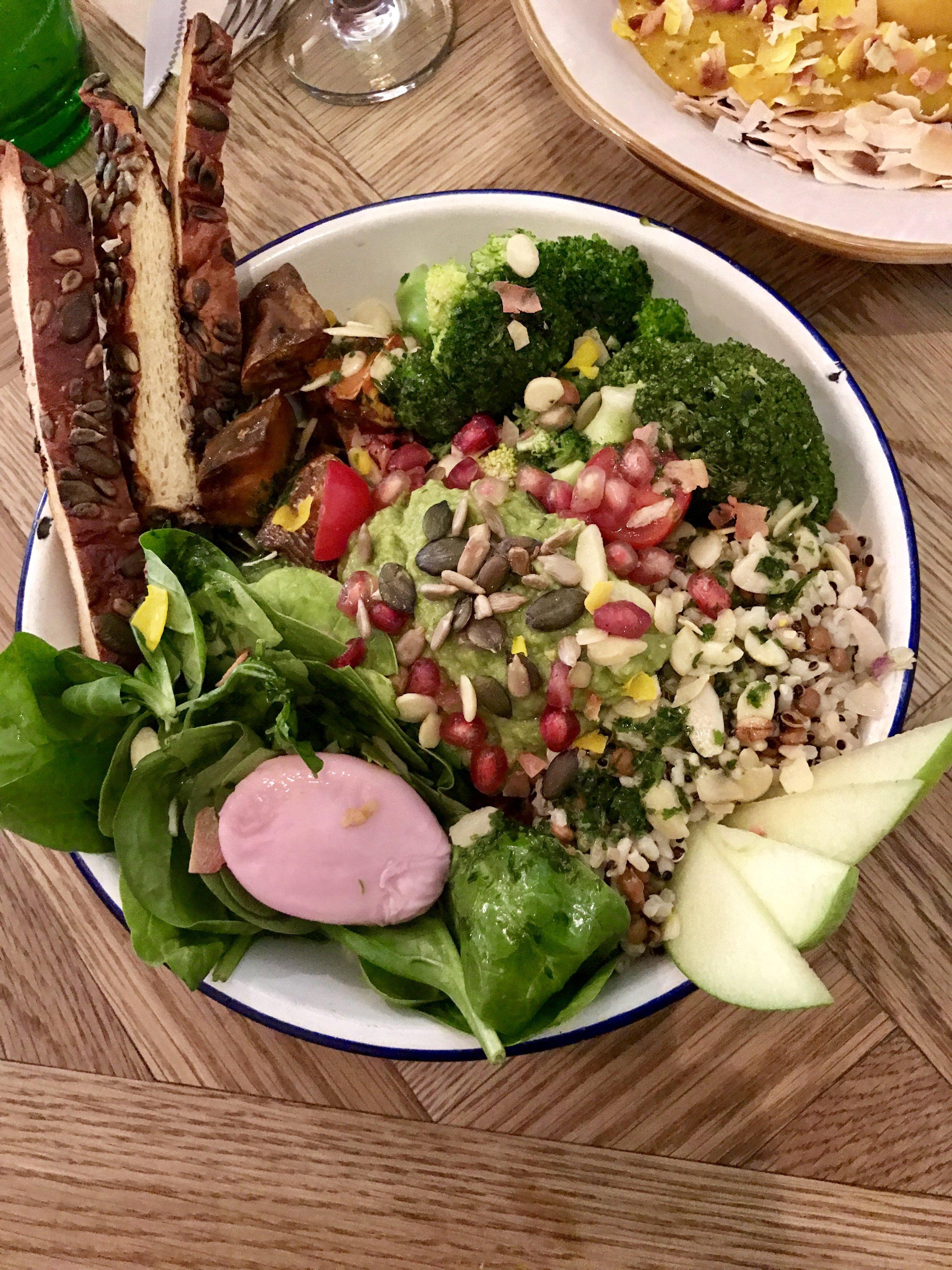 gluten free, vegan and paleo salads, easy way to eat more veggies