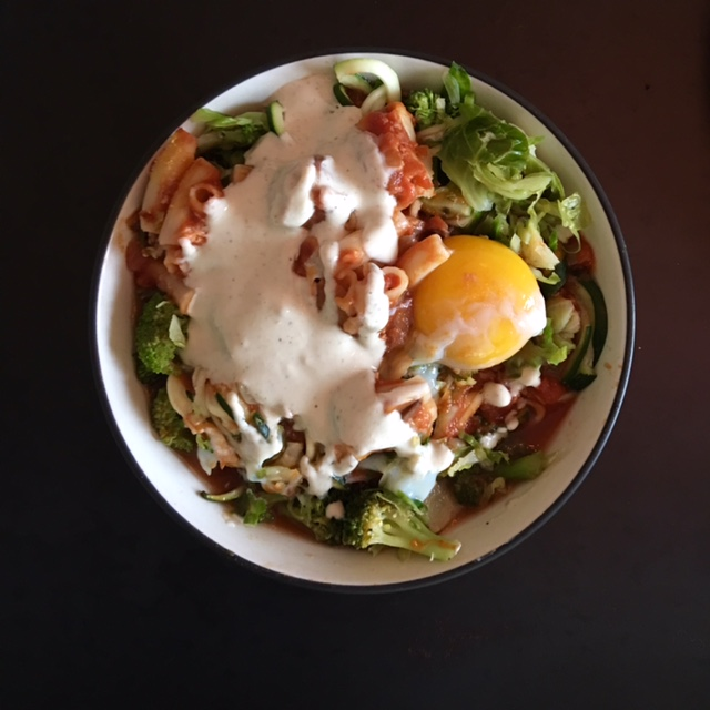 Everything Sauce - by Kristine Thomas of Welli - gluten free, grain free, vegan, paleo, no added sugar