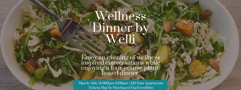 Wellness Dinner by Welli