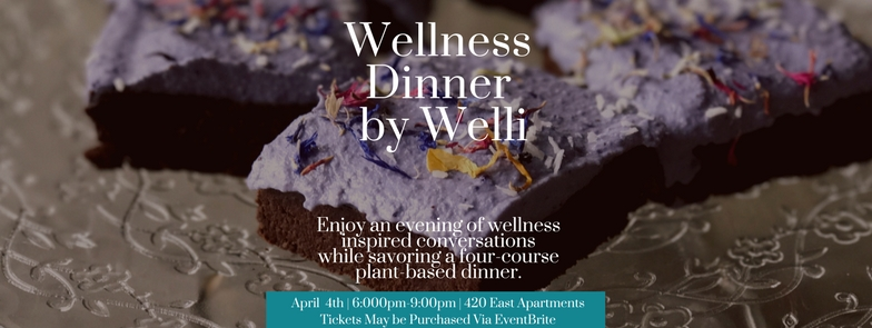 Wellness Dinner with Welli
