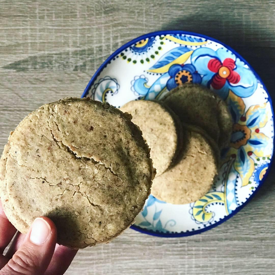 Protein poptarts - www.JoyfulGoodness.com - #beJoyful #grainfree #JoyfulGoodness  #glutenfree #vegan #paleo #sugarfree #breakfast #protein