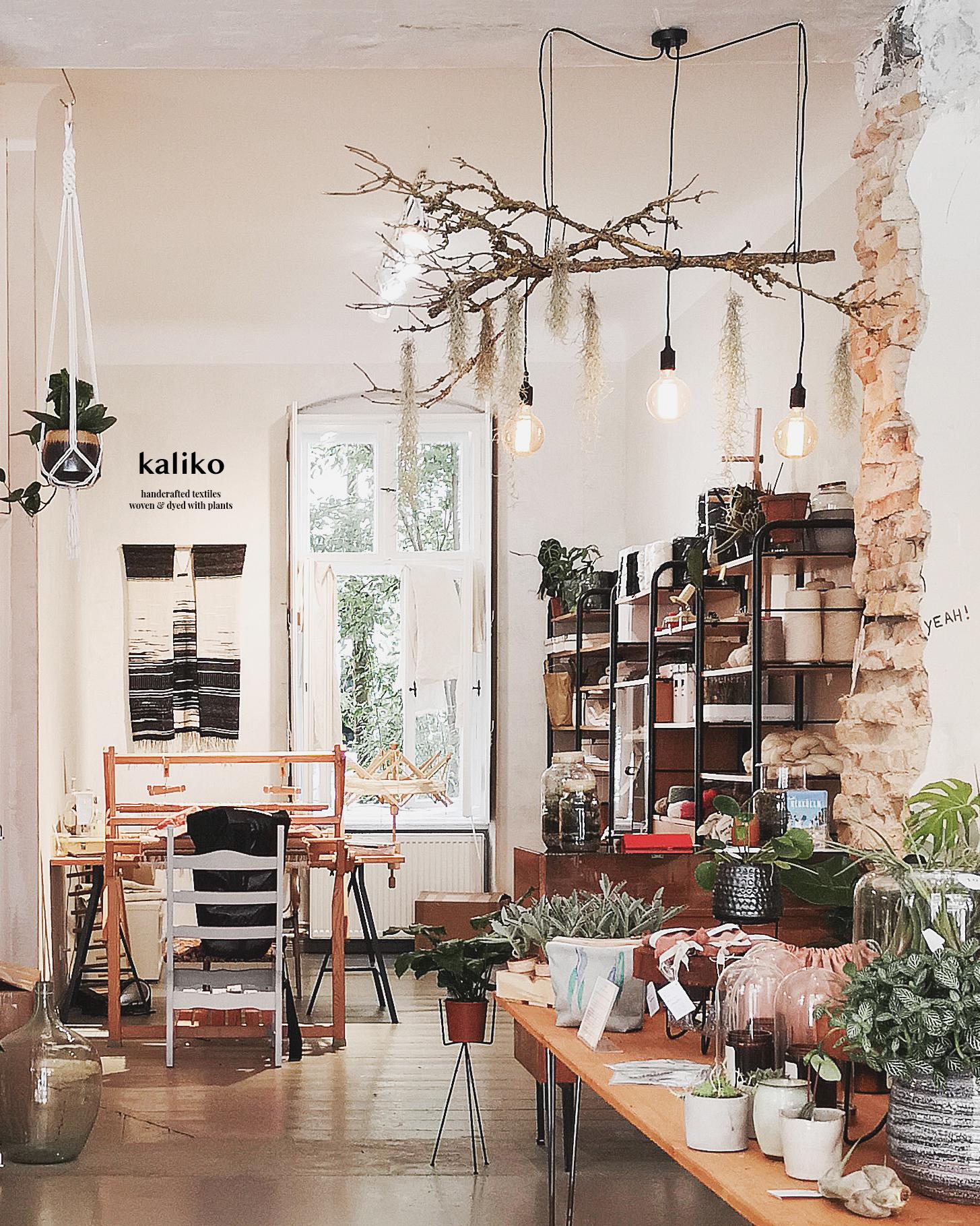 Introducing our shop-studio in Berlin Allerstr.11