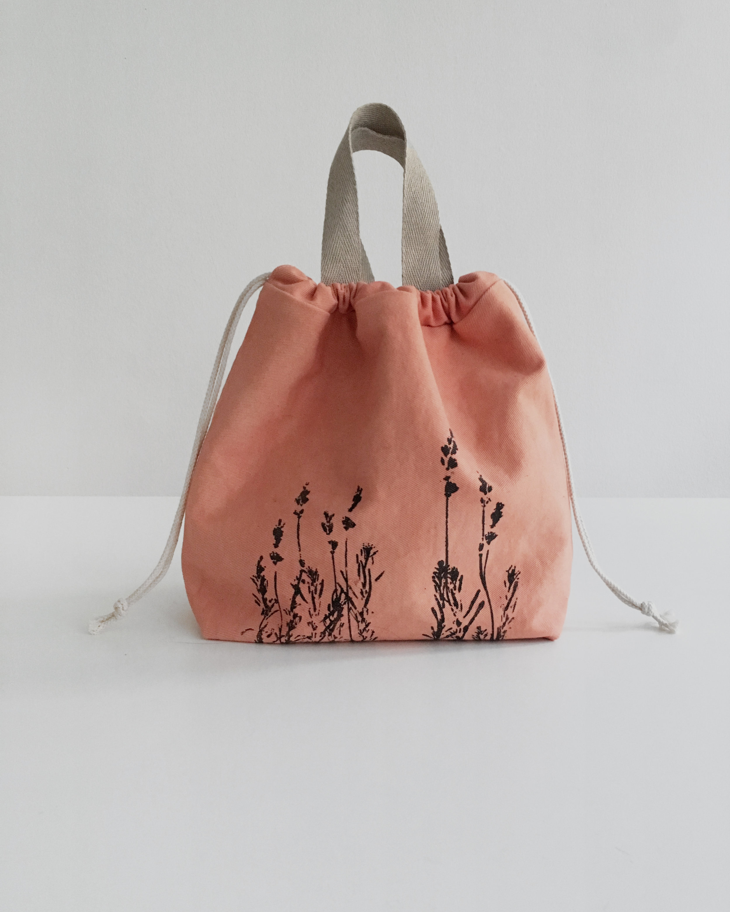 New upgraded design of project bags for knitters has been published