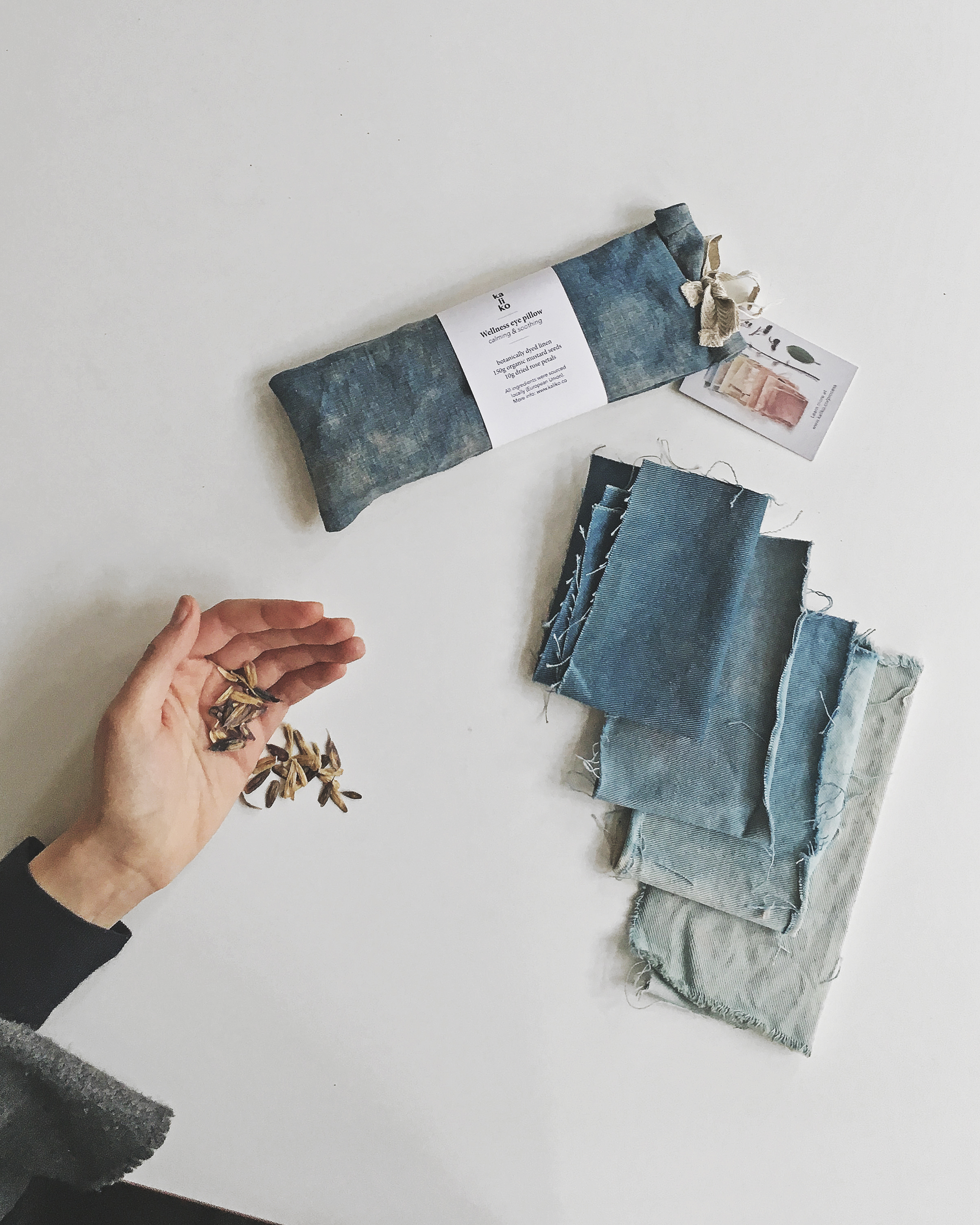 Dye recipes for indigo and woad vats on my blog