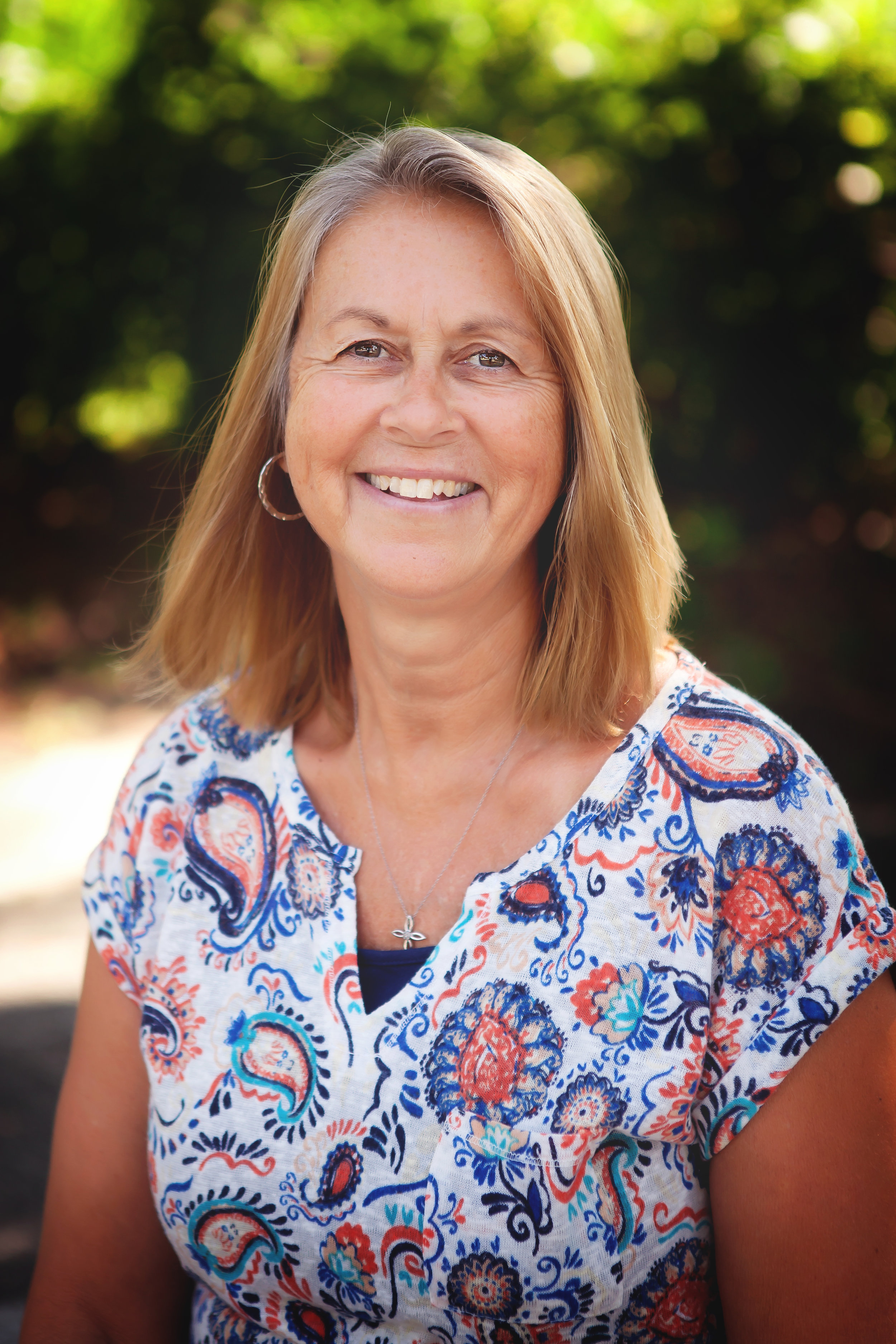 Kathy Pierce - Three year old -Assistant