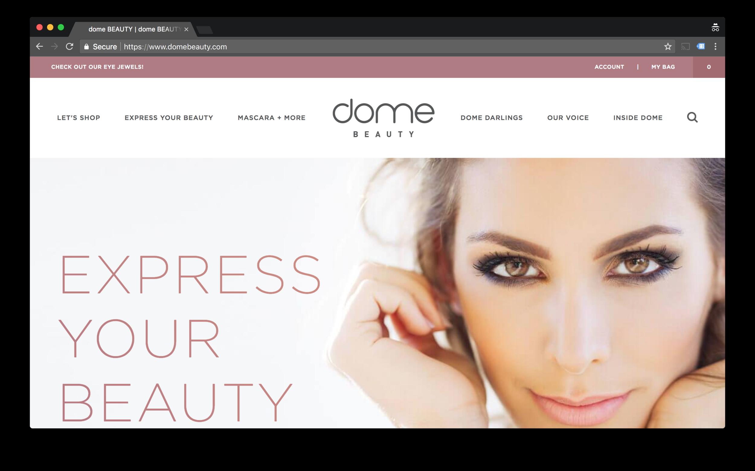 Dome Beauty Screen Shot.png