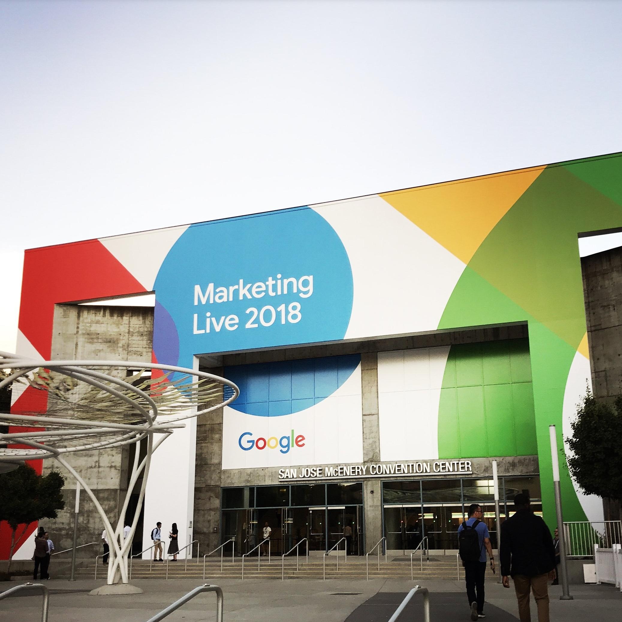 Mason Interactive at Google Marketing Live