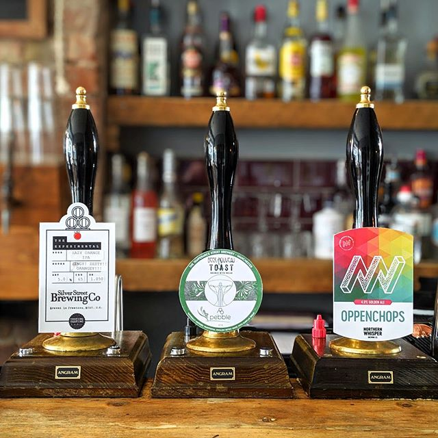 Happy Bank Holiday Monday Everyone. Join us tomorrow and the rest of the week to try these tasty beers. @northernwhisperbrewingco @beernouveau @beermusiclife #manchester #caskale #realale #beer #prestwich #bury