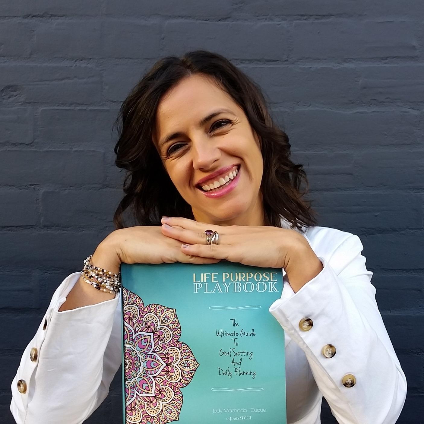 Judy Machado-Duque Life Purpose Playbook