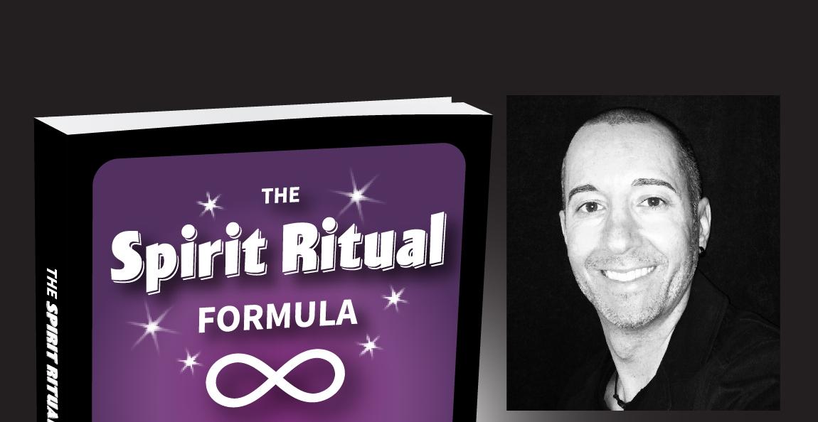 THE SPIRIT RITUAL FORMULA JOURNAL | ANDREW CRITELLI