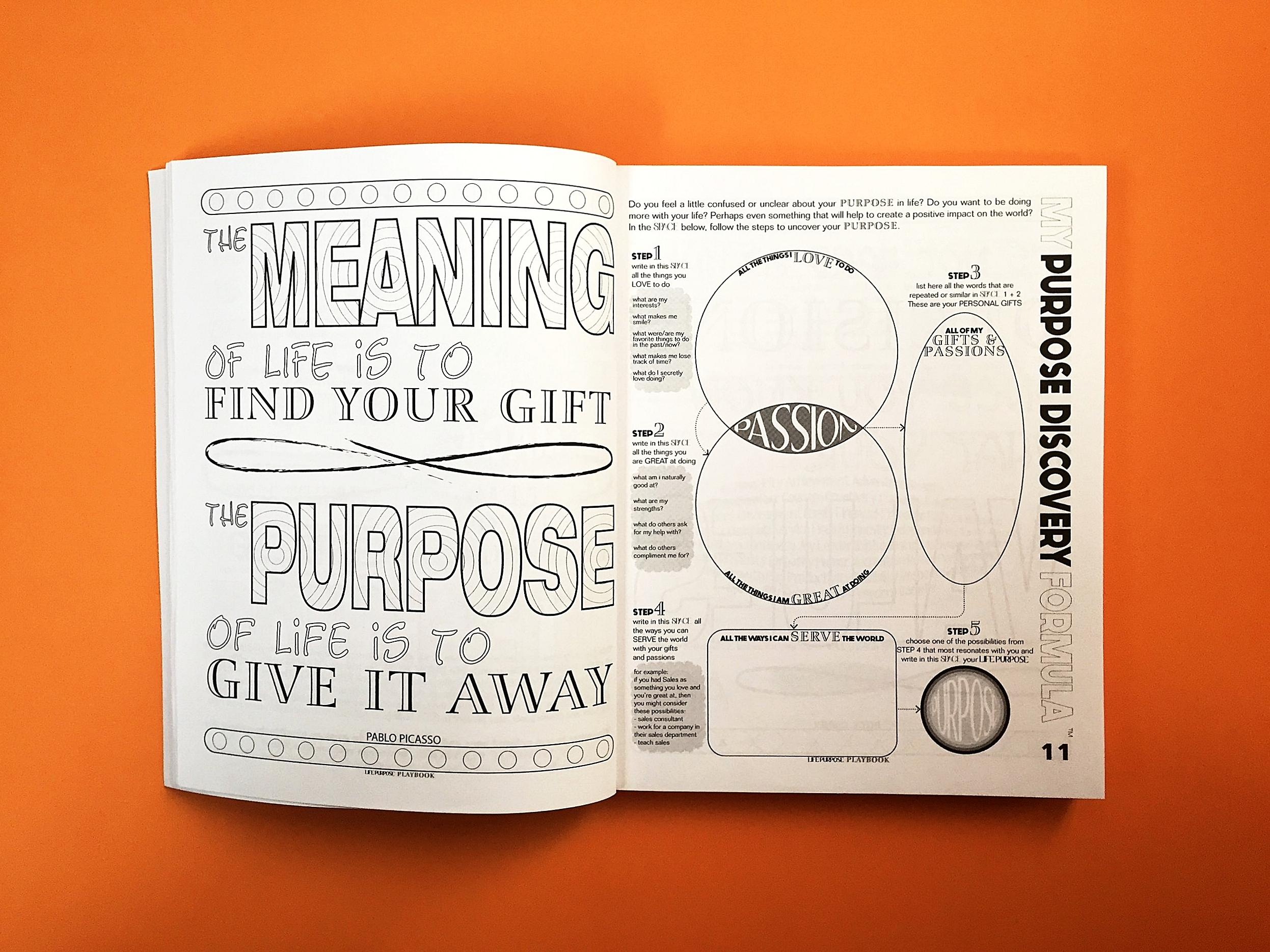 Life Purpose Discovery Formula