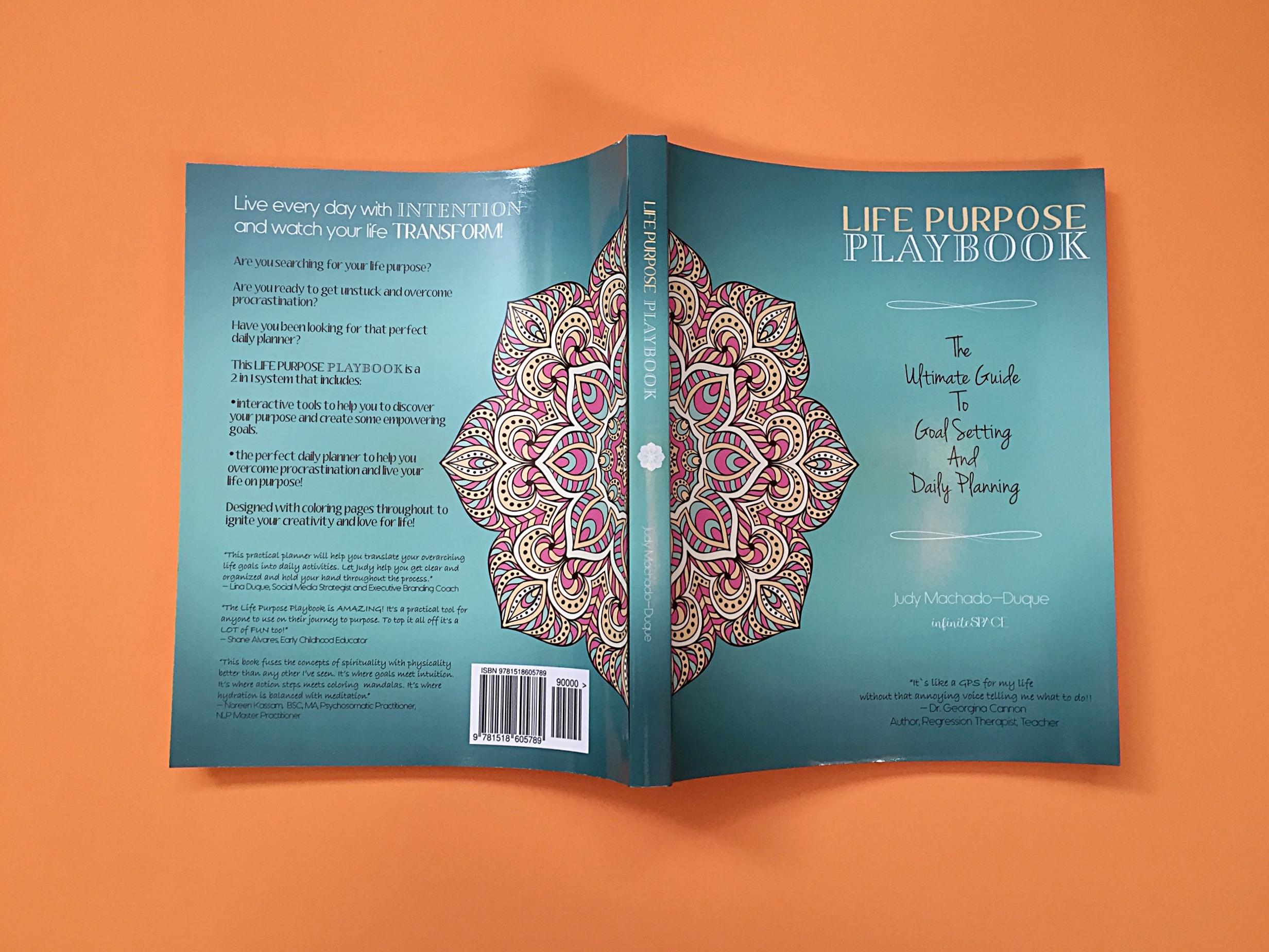 Life Purpose Playbook - Judy Machado-Duque