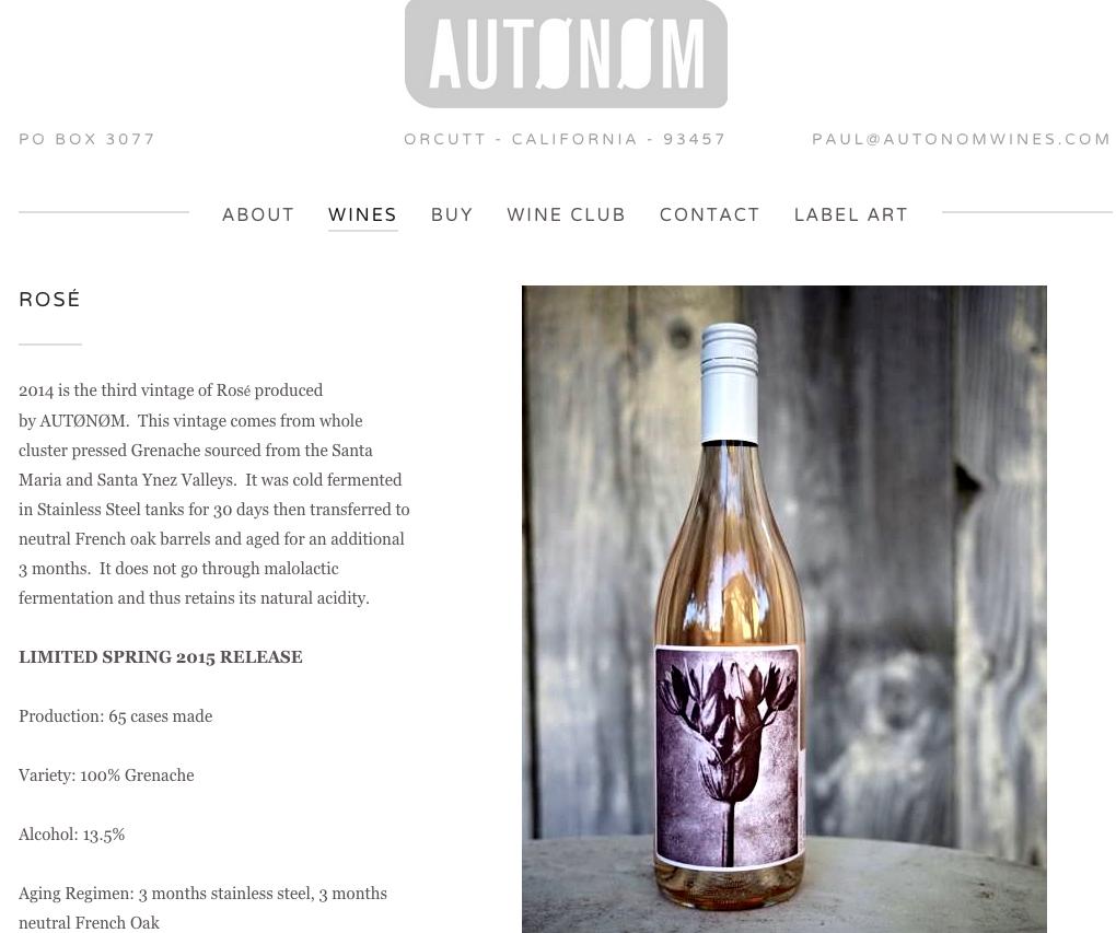 Autonom Wines - Rose.png