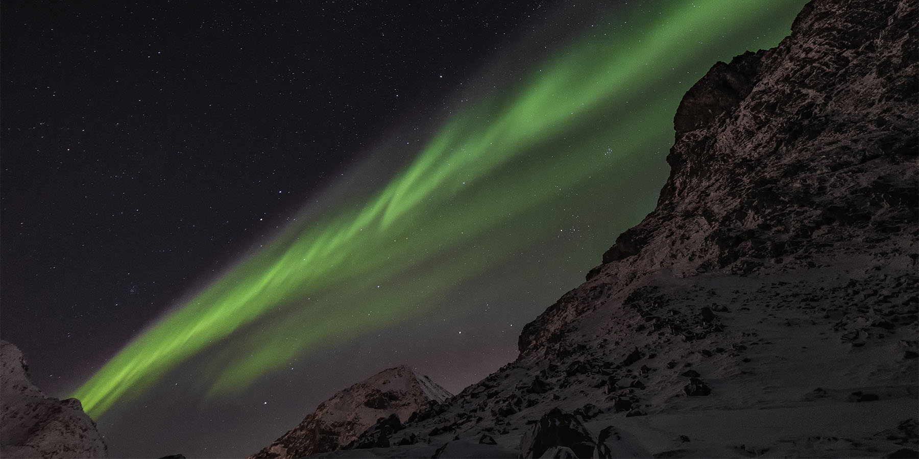 Northern Lights -Lofoten Islands, Norway