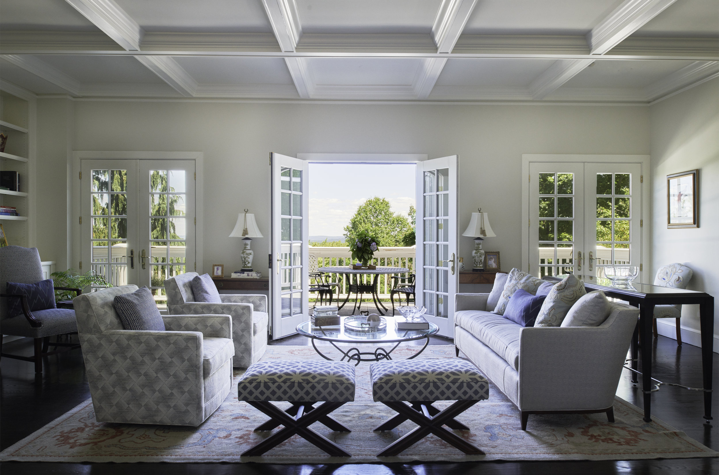 Terraced Living