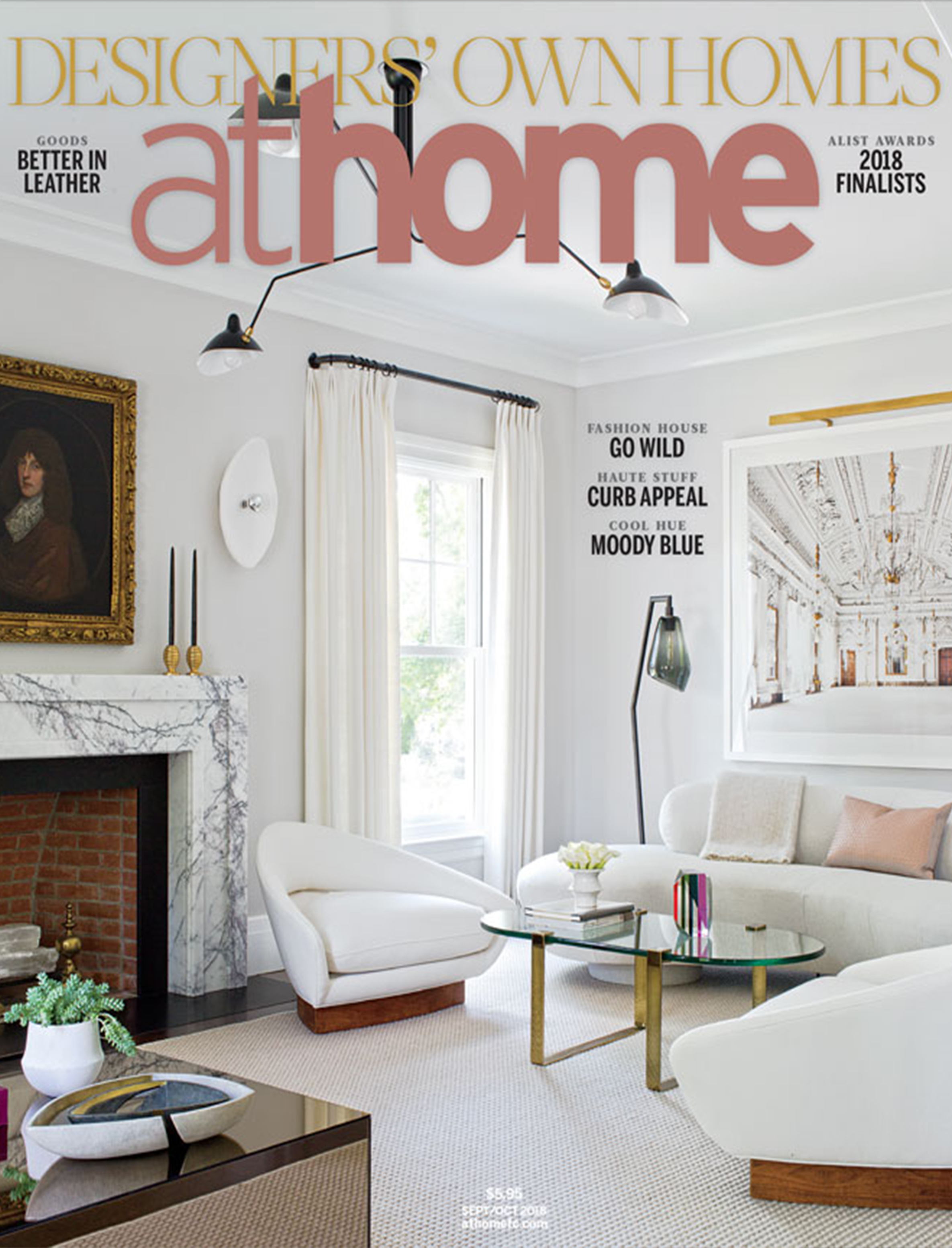 At Home Magazine, A-List Preview 2018