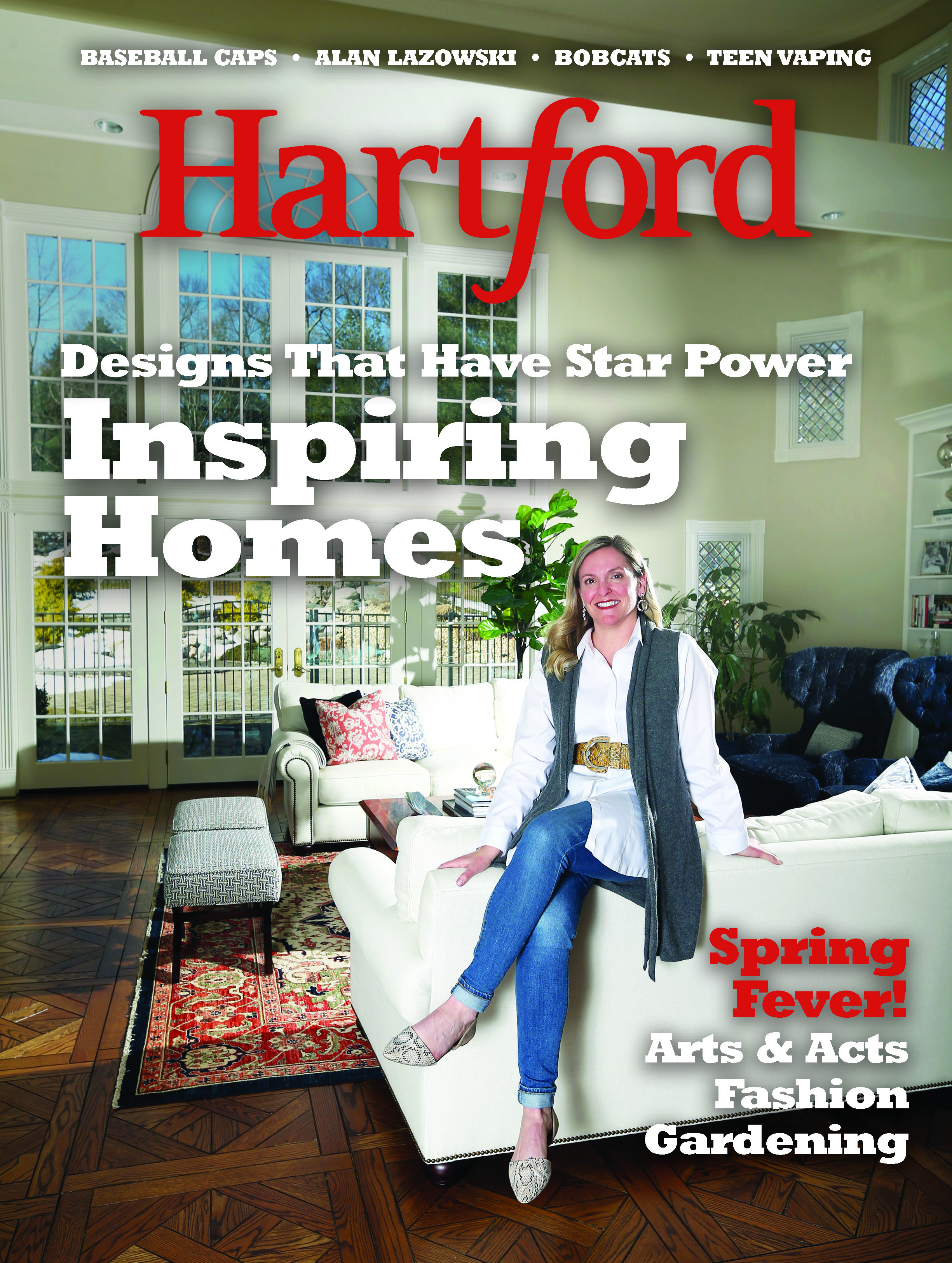 Hartford Magazine, April 2019