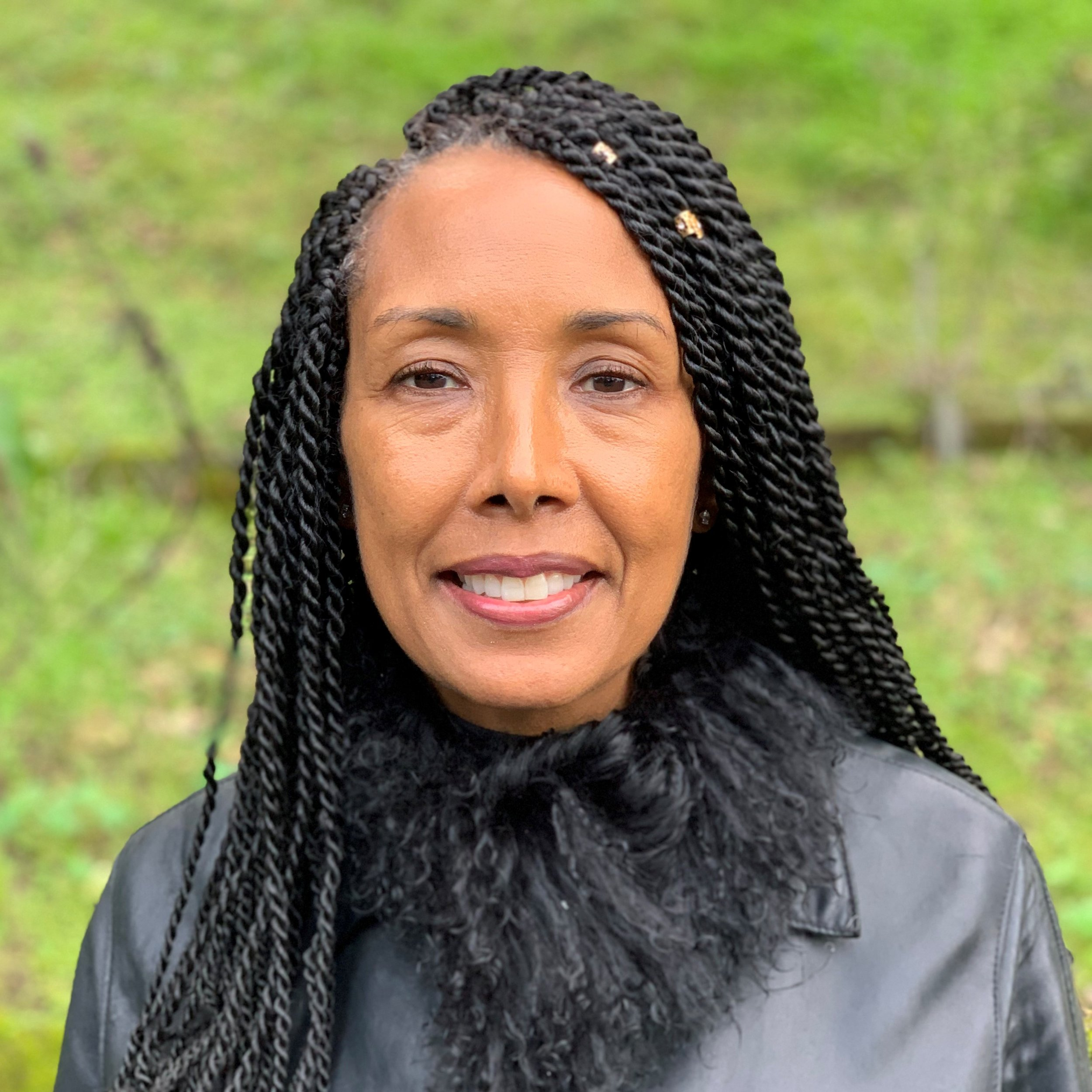 """Teiahsha BankheadRestorative Justice for Oakland Youth - """"To be a beacon of peace, embracing radical honesty, grounded purpose and equanimity to cultivate compassionate community healing. """""""