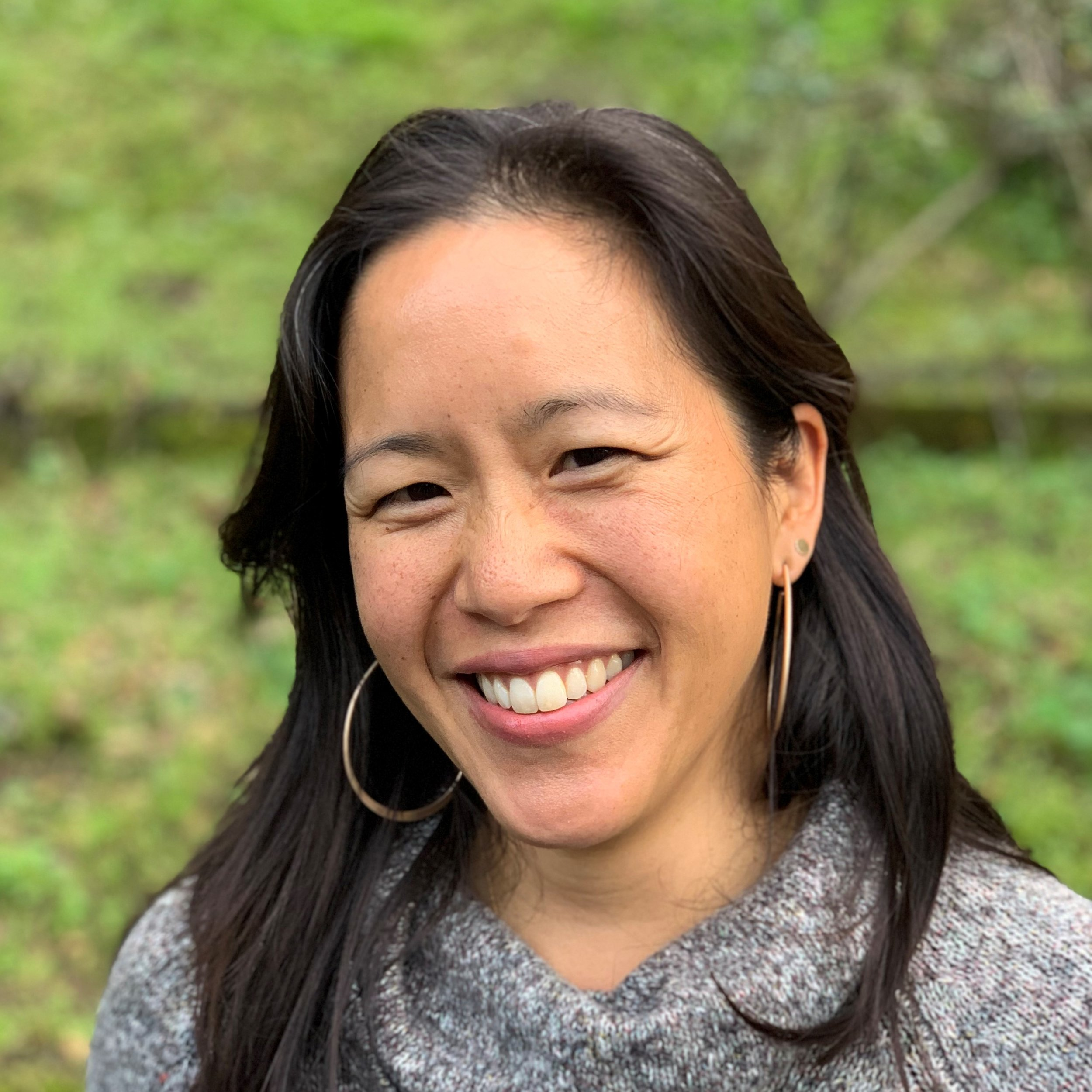 """Pei-Yee WooKitchen Table Advisors - """"Trust oneself and create brave spaces for people to be courageous, listen with empathy, and build + activate community.""""LinkedIn"""