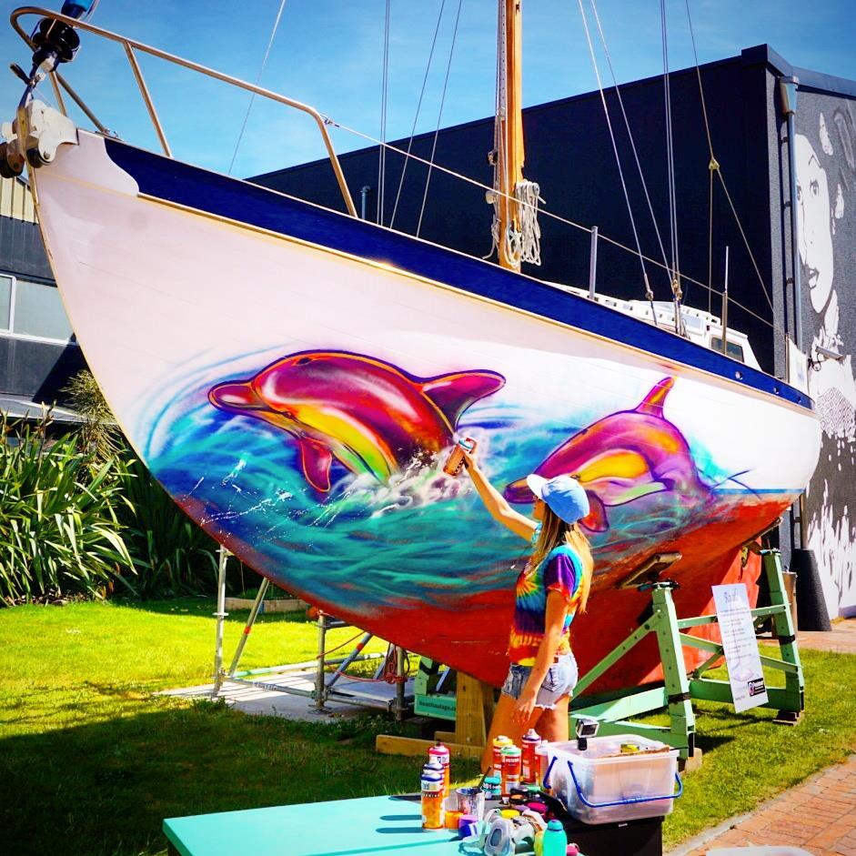Dolphin Boat Mural Erika Pearce.jpg